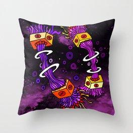 HMECHA_004_BubbleGum Throw Pillow