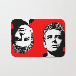 JamesDean01-1 Bath Mat