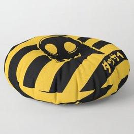 The Strange & Scary Adventures of Smee Floor Pillow