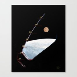 GO for TLI Canvas Print