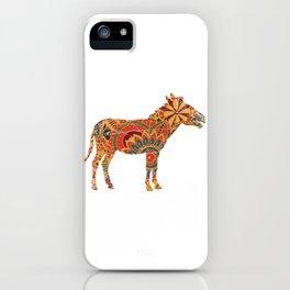 Vintage Donkey iPhone Case