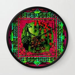 Framed 8 Wall Clock