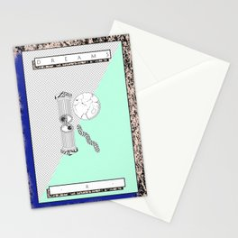 """""""R"""" of DREAMS Stationery Cards"""