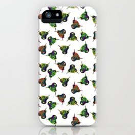 Cow Moo iPhone Case
