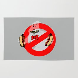 No Ghosts Rug