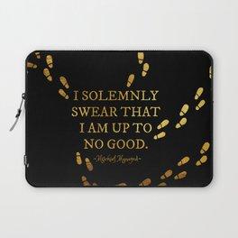 I Solemnly Swear Laptop Sleeve