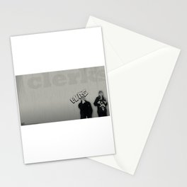 Jay and silent Bob Stationery Cards