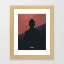 Remedy Podcast Print Framed Art Print