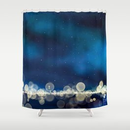 Because Some Things Are Worth Waiting For Shower Curtain