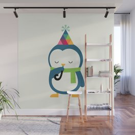 Everyday Birthday Wall Mural