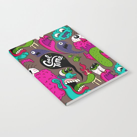 Cool Time Pattern Notebook