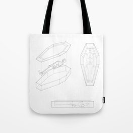 the final residence Tote Bag