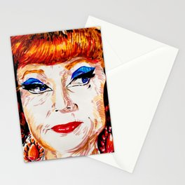 Agnes Moorehead Stationery Cards