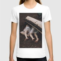 twins T-shirts featuring Twins by Brianne Daigle
