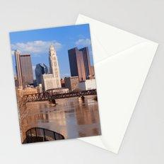 Columbus Ohio 5 Stationery Cards