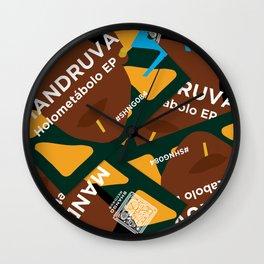 SHNG084 Wall Clock