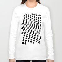 wave Long Sleeve T-shirts featuring Wave by fly fly away