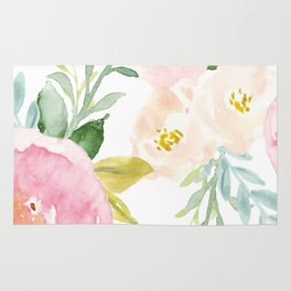 Floral 02 Rug
