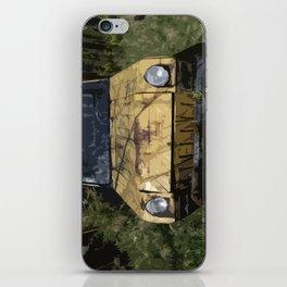Russian Defender iPhone Skin