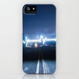 Heartbeat of America iPhone Case