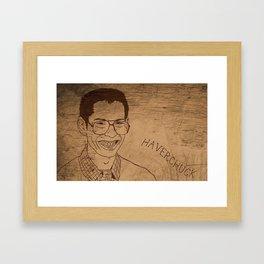 Haverchuck Framed Art Print