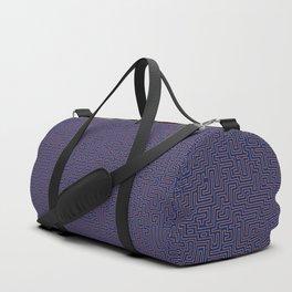Hyper Maze TROPICAL SUNSET Duffle Bag