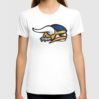vikings T-shirts featuring Norwegian Vikings Logo by Griffey Challenge