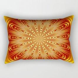 Mandala  27 Rectangular Pillow