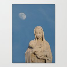 Loving Mother Canvas Print