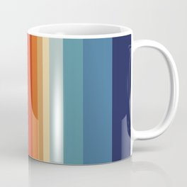 Retro Square Coffee Mug