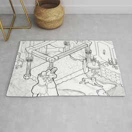 Lilith's Room Rug