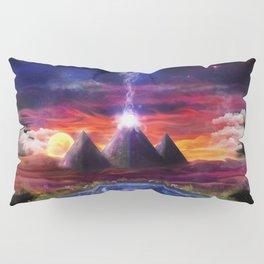 Giza Revisited Pillow Sham