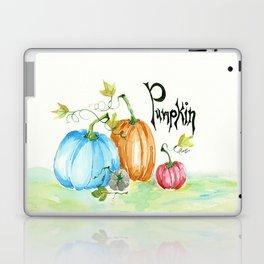 4 Pumpkins Laptop & iPad Skin