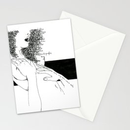 Curly Poems Stationery Cards