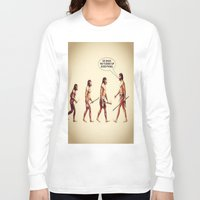 war Long Sleeve T-shirts featuring War by Bitcoin