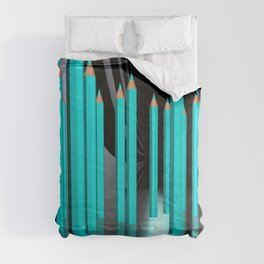 just some pencils -1- Comforters