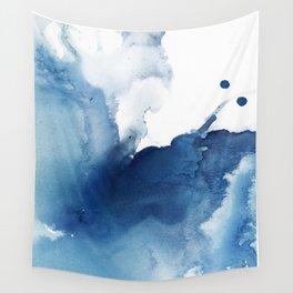 Deep Blue Sea Wall Tapestry