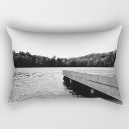 10.04.13 Muskoka Dock Rectangular Pillow