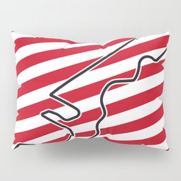 Circuit of the Americas, Austin Texas Pillow Sham