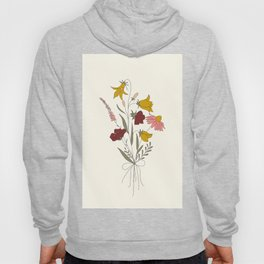Wildflowers Bouquet Hoody