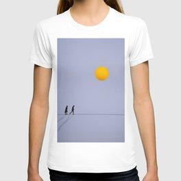 Heat. T-shirt