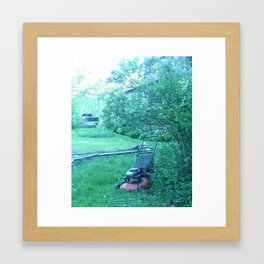 how many weeks has it been? #98 Framed Art Print