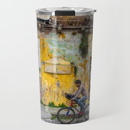 Antigua by bicycle Travel Mug