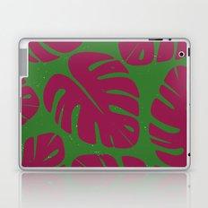 Monstera Leaf Print 4 Laptop & iPad Skin