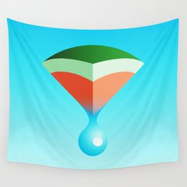 dripping Wall Tapestry