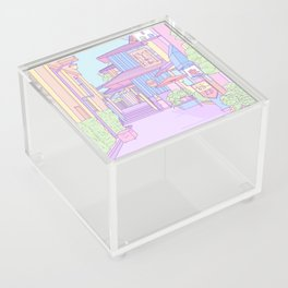 Continuously Lost in Japan Acrylic Box
