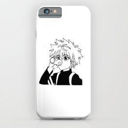 Hunter X Hunter, Killua, Gon, HXH, HunterXHunter Hoodie, Anime Merch, Phantom Troupe, Hisoka iPhone Case
