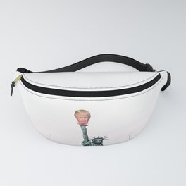 TRUMP ON STATUE OF LIBERTY Fanny Pack