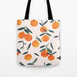 Clementines Tote Bag