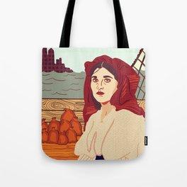 A Better Life, Italian Immigrant Woman Tote Bag